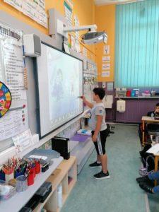 Des TBI dans toutes les classes primaires.
